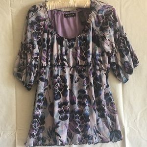 Blouse by axcess, a Liz Claiborne company